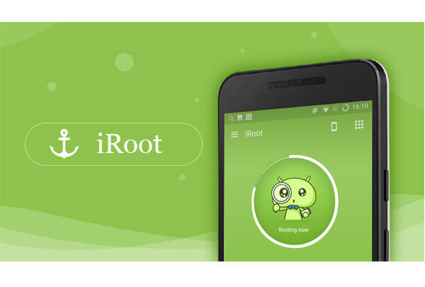 iRootでAndroid携帯をRoot