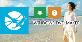 Windows DVD メーカー